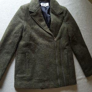 Zara Trafaluc Pea Coat